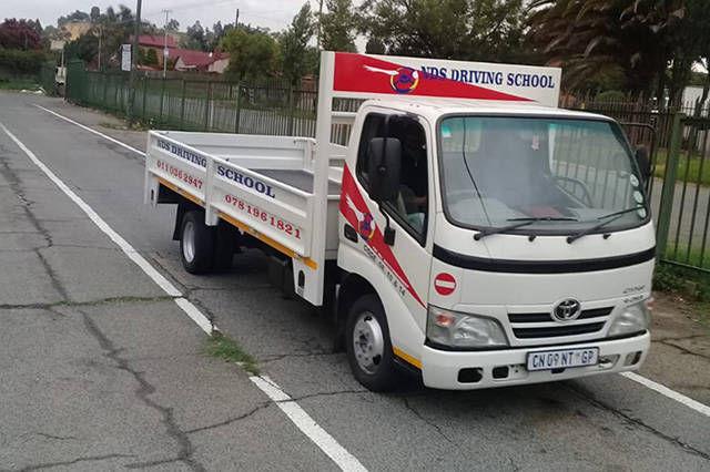 Code 10 Truck